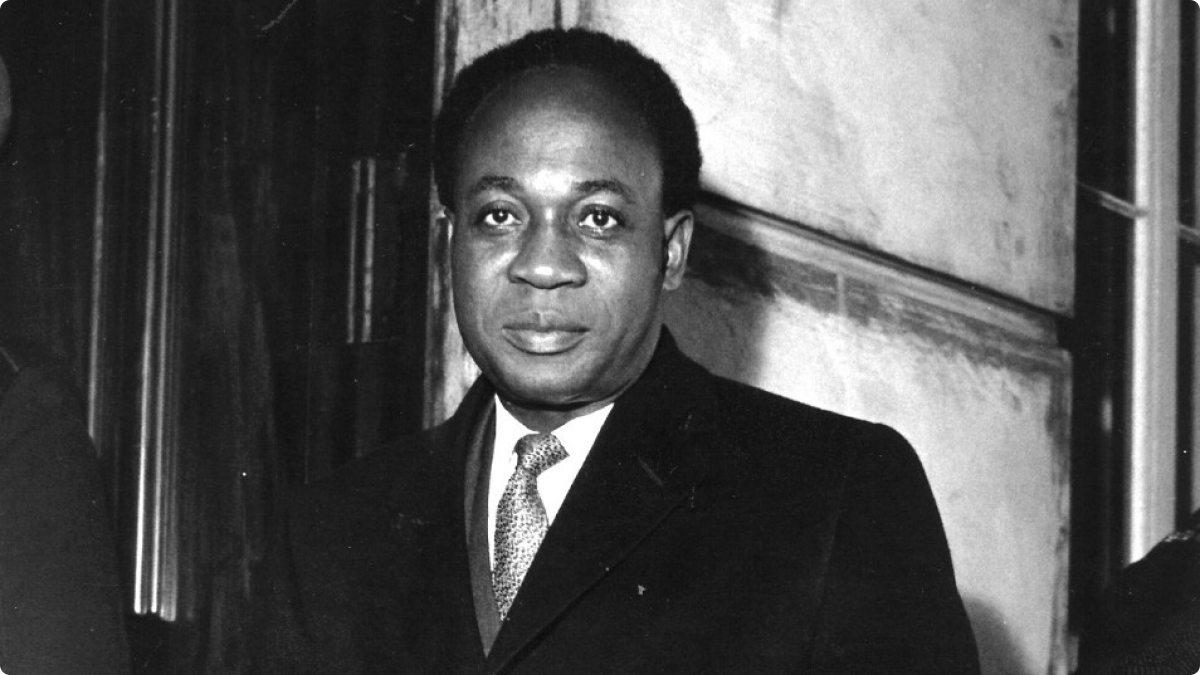 10 Facts About Kwame Nkrumah