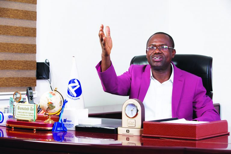 Jospong Group boss, Dr Joseph Siaw Agyepong nominated for All Africa Business Leaders Awards