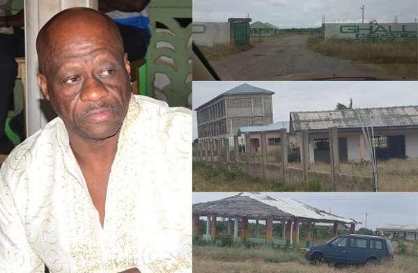 So Sad! Ghallywood African Film School Allegedly Shuts Down