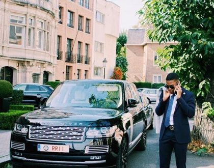 Lifestyle: Son of ex-President Mahama Gets Car & Customized Nike as Birthday Gifts