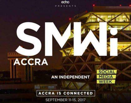 Social Media Week in Accra 11-15th Sept, #SMWiAccra