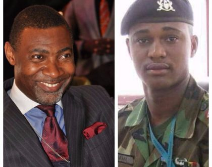 Forgive Major Mahama Killers - Dr Lawrence Tetteh