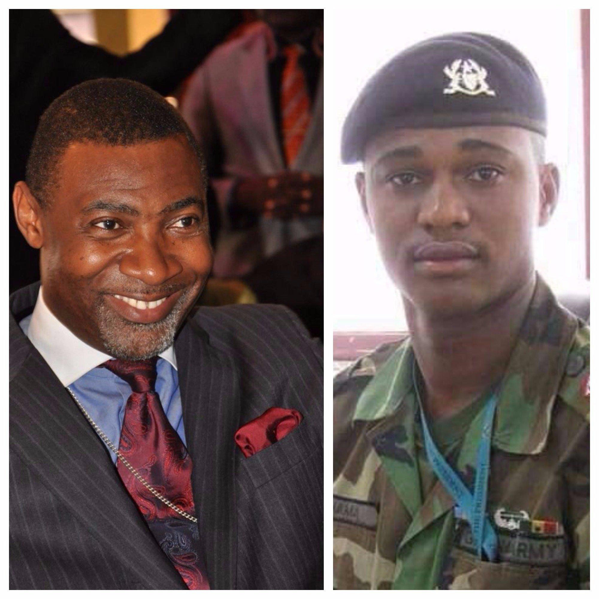 Forgive Major Mahama Killers - Dr Lawrence Tetteh