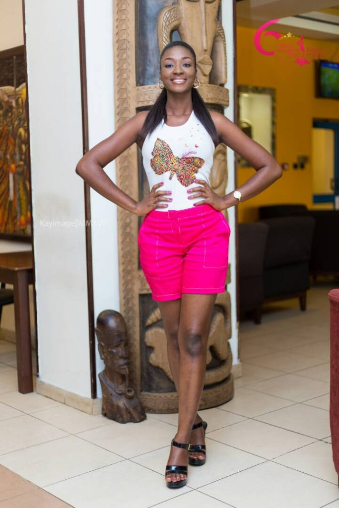 Miss Ghana Finalists Revealed