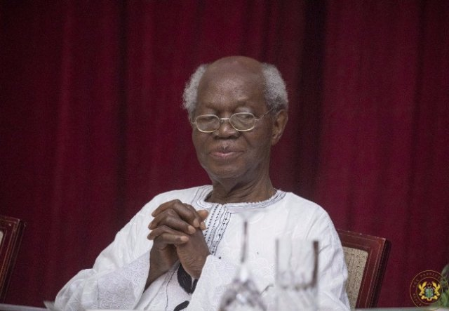 "Emeritus Prof Nketia Honored As ""Legend Of The Ages"""