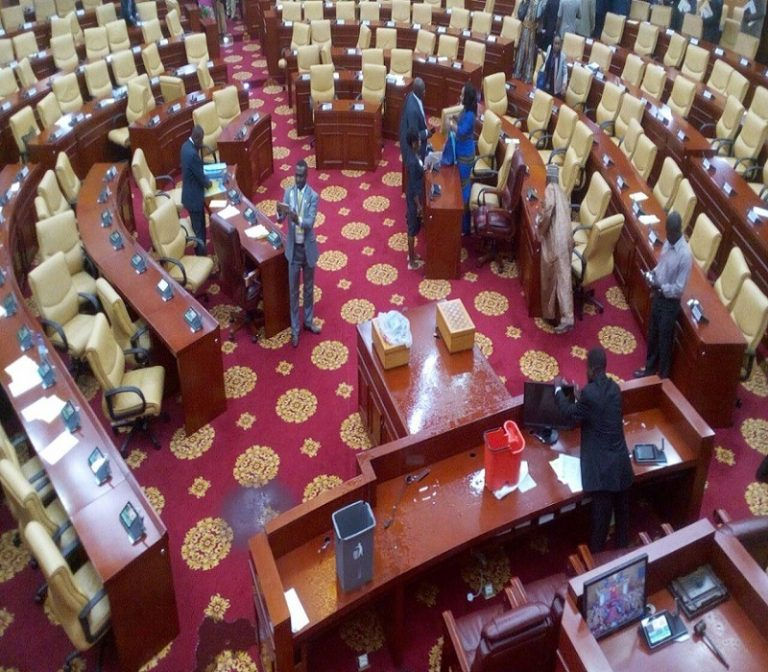 Old Parliament House To Be Re-Constructed at GH¢15m