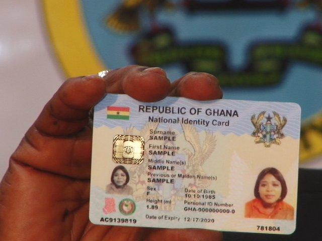 National Identification Authority unveils new ID card