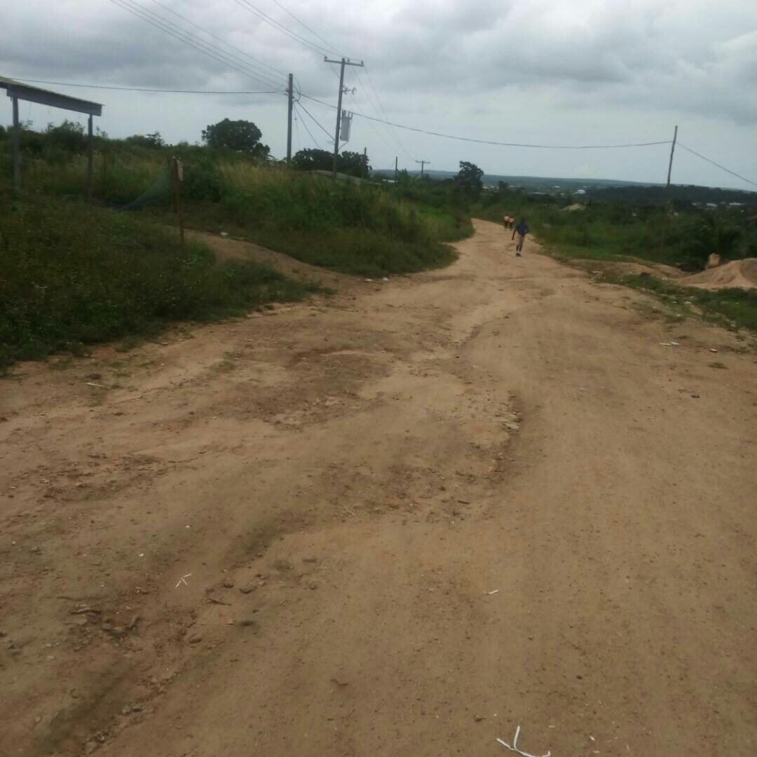 Akrampa Indigenes Cry Over Poor Roads