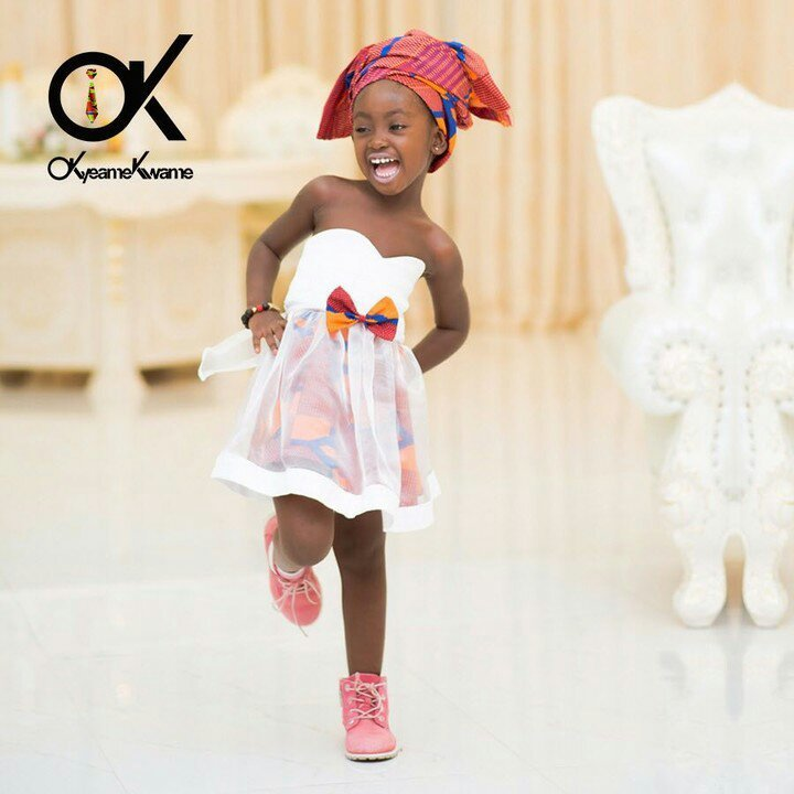 I Am Grateful For The Many Blessings You Bring To Me- Okyeame Kwame To Daughter on Her Birthday