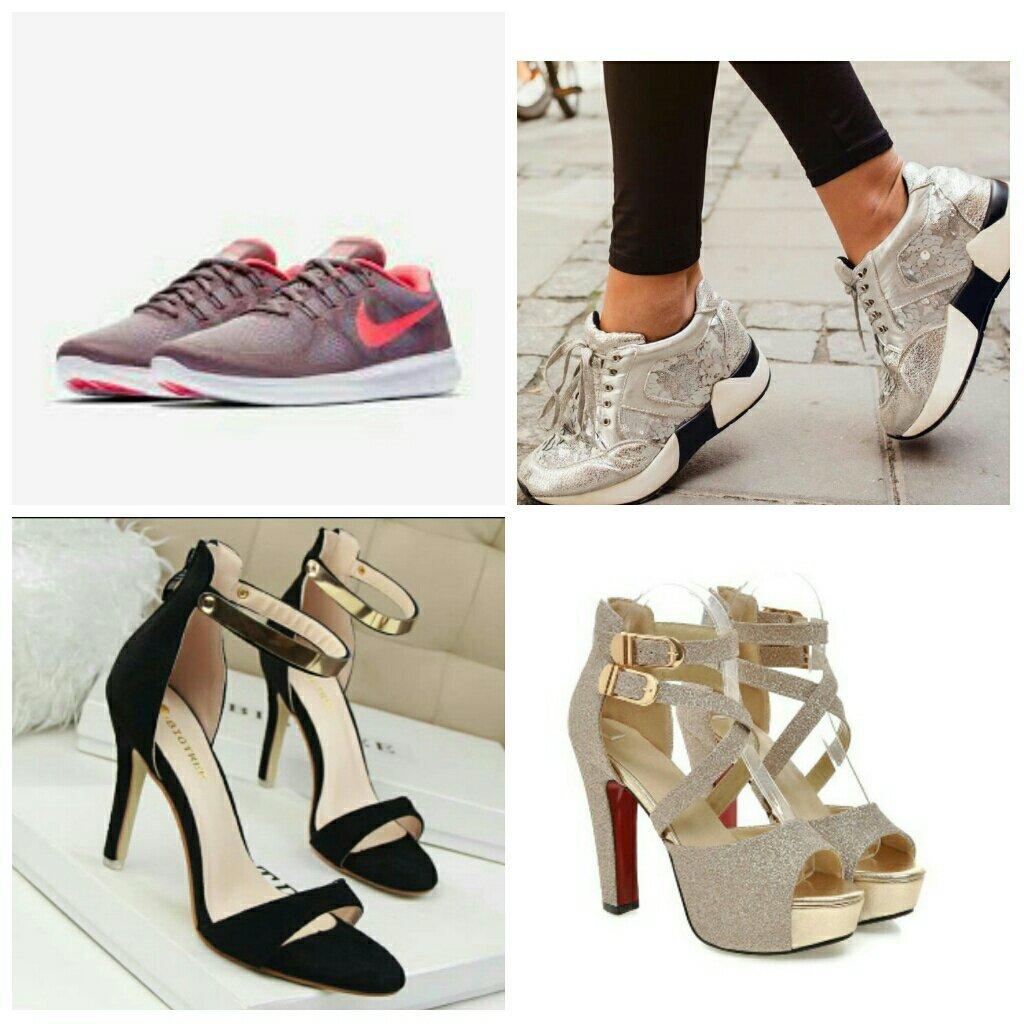 Heels Or Sneakers?