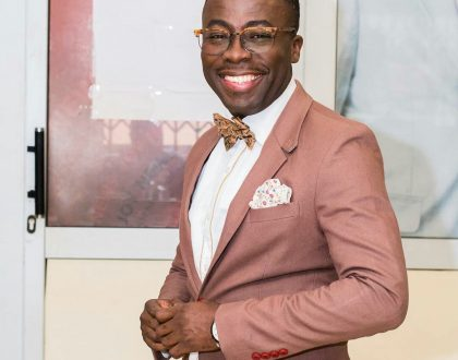 Andy Dosty Celebrates Birthday With Son