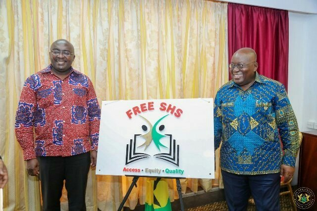 Akufo-Addo fulfils major campaign promise as free SHS starts today