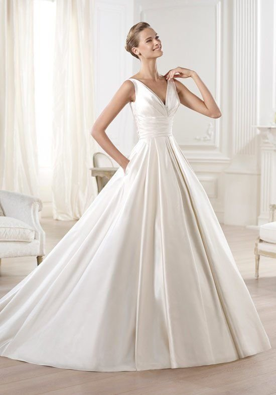 Check Out 8 Wedding Gown Styles,Their Names And Ideal Body Types To ...
