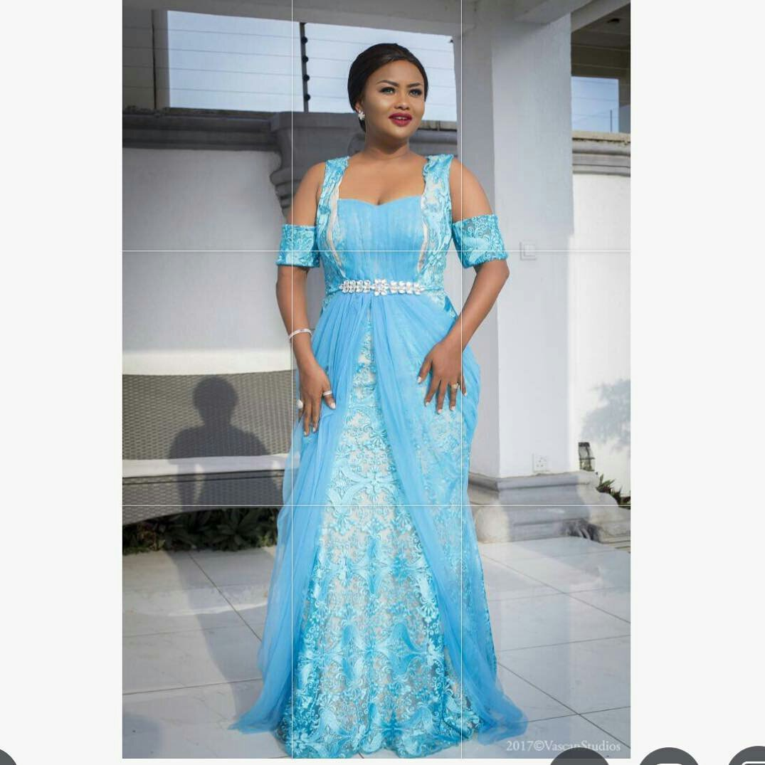Check Out These Beautiful Gowns Won By Seven Celebrities Every Lady ...