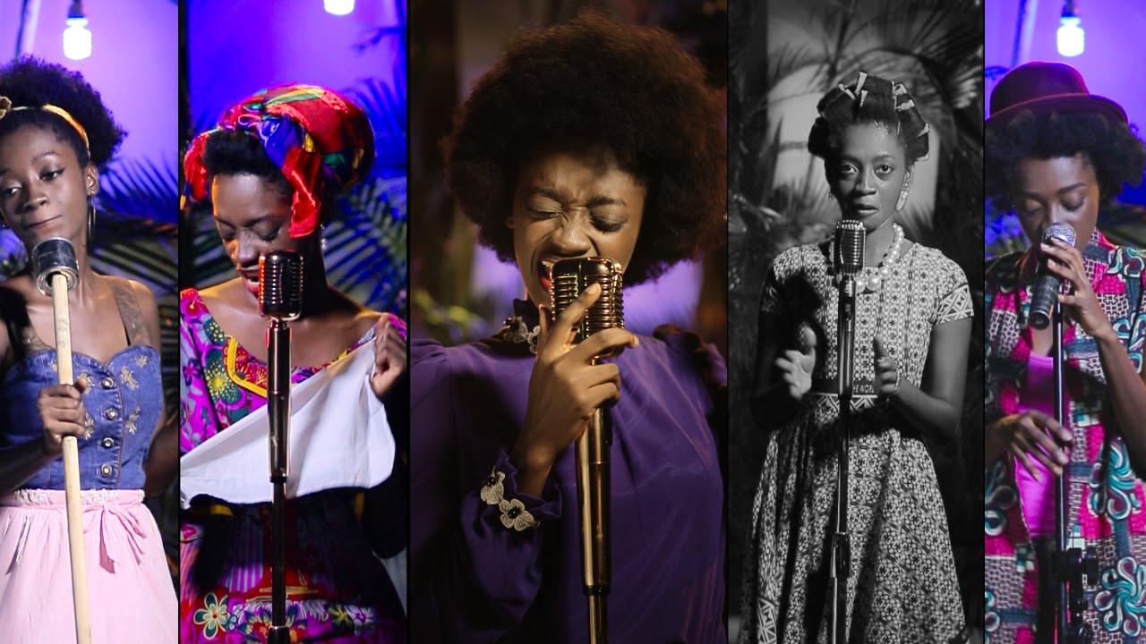 5 Ghanaian Celebrities Rocking Their Natural Hair