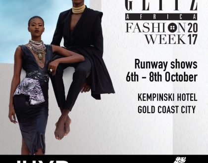 Glitz Africa Fashion Week 2017 This Weekend
