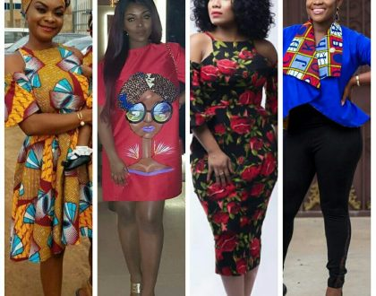 Check Out These Beautiful Print Styles From the Camps Of Your Celebrities(Photos)