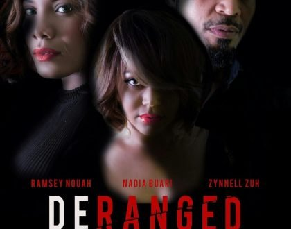 Nadia Buari's 'Deranged' Movie To Be Premiered On 28th
