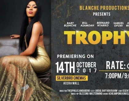 Baby Blanche's 'Trophy' Movie To Be Premiered Tomorrow