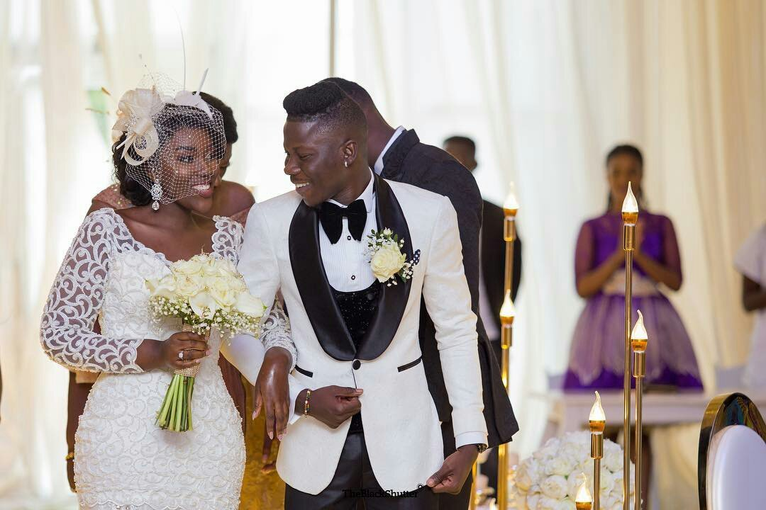 Wife Of Stonebwoy Discharged From Hospital