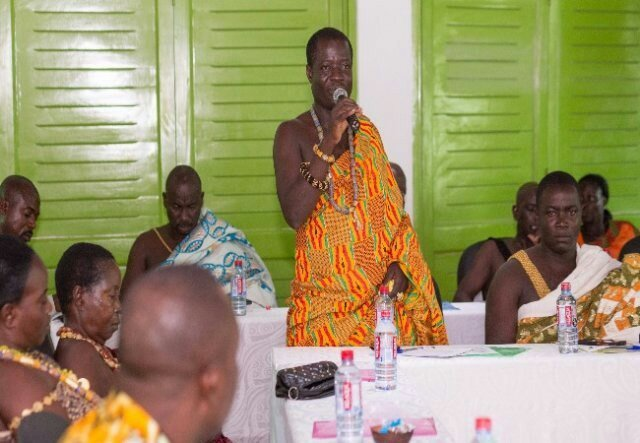 Western Region Chiefs To Thank 'Gods' With Sacrifices For ITLOS Victory