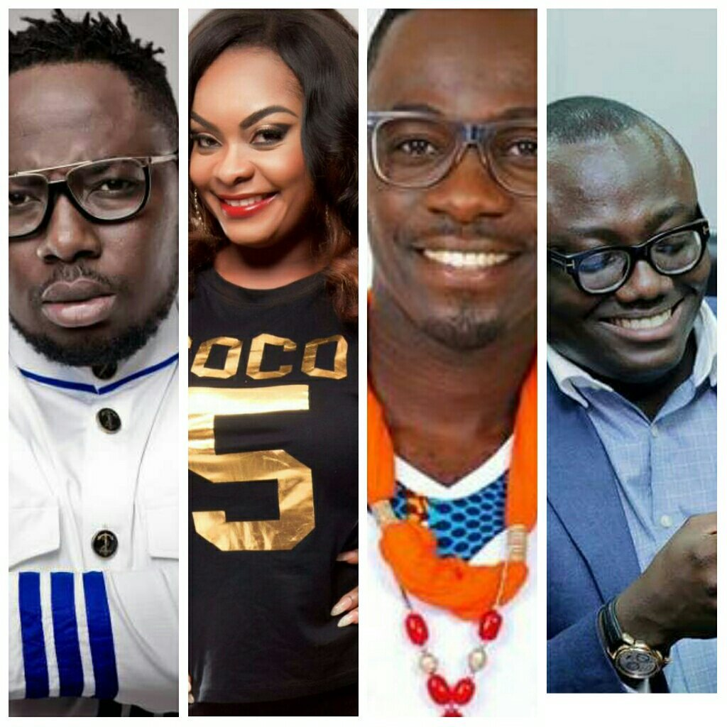 Here Are Five Ghanaian Celebs Who Are Still Basking In Their 'Happily Ever After Marriage'