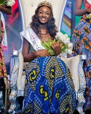 Upper West Representative Margaret Dery Crowned Miss Ghana 2017