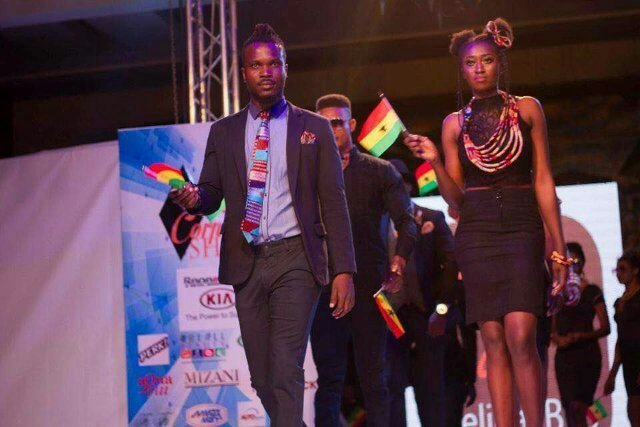 Selina Beb (SB) Sells Ghana At Naskael Corporate Show(Photos)