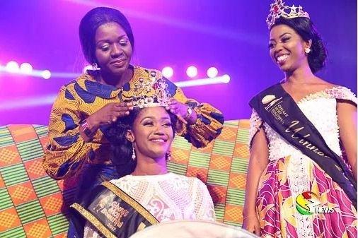 Zeinab Crowned 2017 Ghana's Most Beautiful Winner