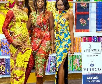 Vlisco Produces Exclusive Capsule Collection In Liaison With Seyi Jones