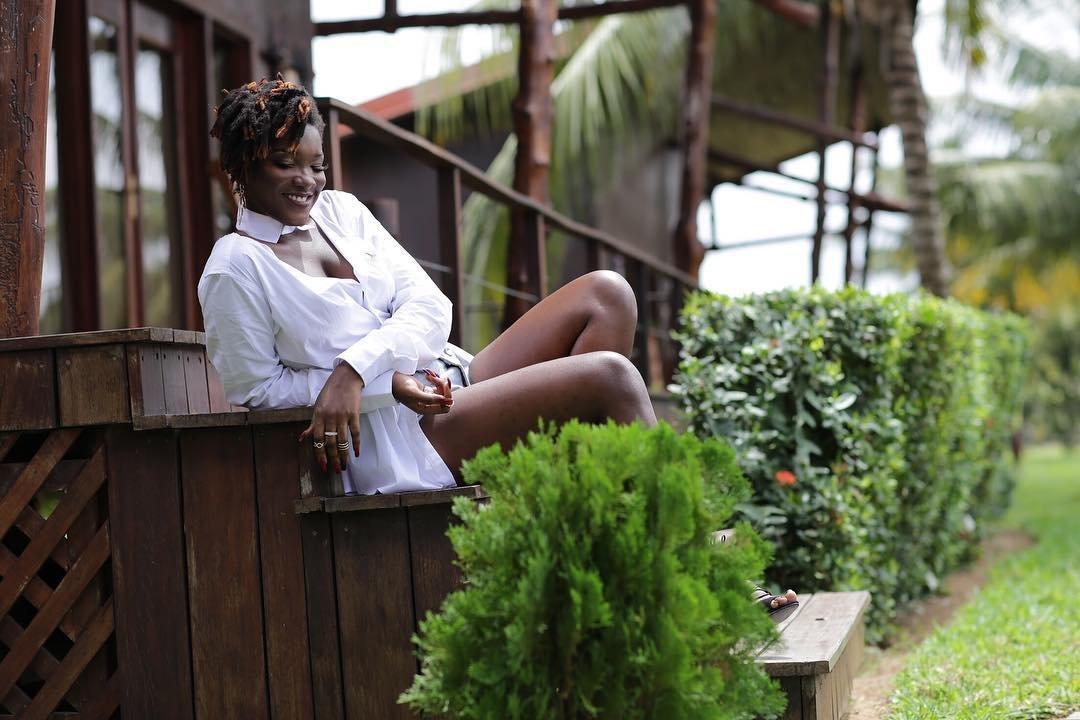 Ten(10) 'Badgyal' Moments With Ebony Reigns(Photos)