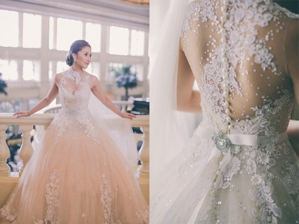 Certain Myths About The Wedding Gown