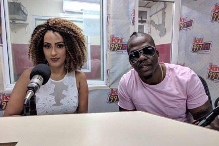 Ghanaians Will Beat You If We Break Up - Juliet Ibrahim to Iceberg Slim