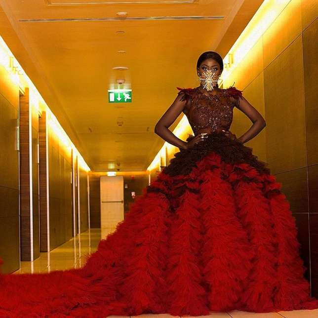 Photos: Nana Akua Addo Proves Why She IS The Slay Queen