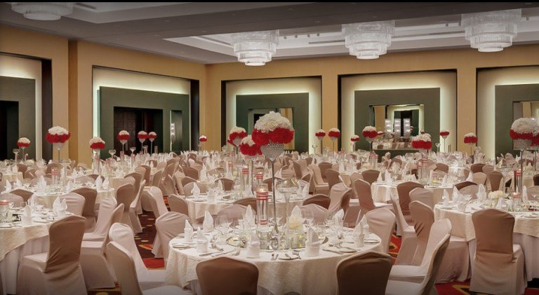 5 Places To Have A 'Boujee' Wedding Reception In Accra