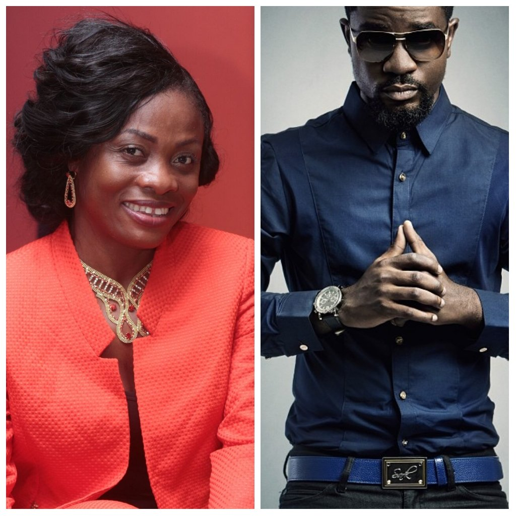 Sarkodie Is A Future Reverend – Diana Asamoah Prophecizes