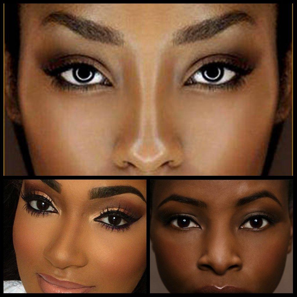 The Perfect Eyebrows For Six Face Shape Ghafla Ghana