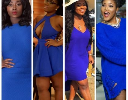 12 Celebs Rocking In Blue Dresses-Which Is Your Favorite?