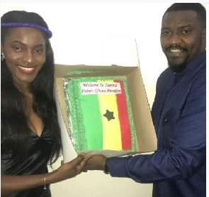 John Dumelo To Become The Next President of Ghana?