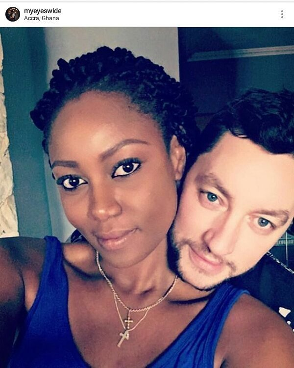 3Times Yvonne Nelson And Her 'Baby Daddy' Got People Talking On Social Media