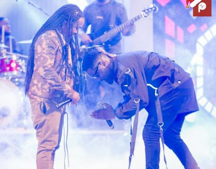 Photos From Sarkodie's 5th Rapperholic Concert