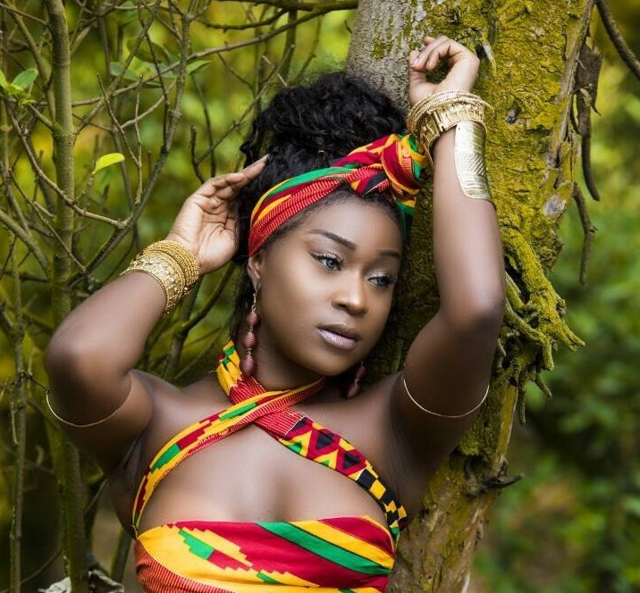Break The Internet?? Efia Odo Releases Raunchy Photos