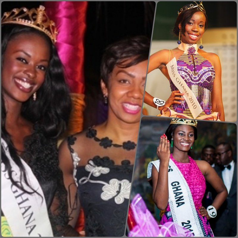 Ei!! Former Miss Ghana Accuse Organisers Of Exploitation And Pimping
