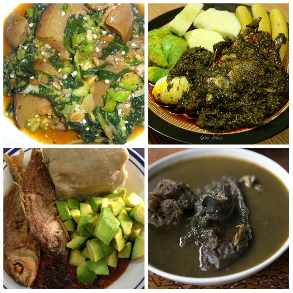 Four (4) Dishes Enjoyed Most By The Akan Tribe In Ghana