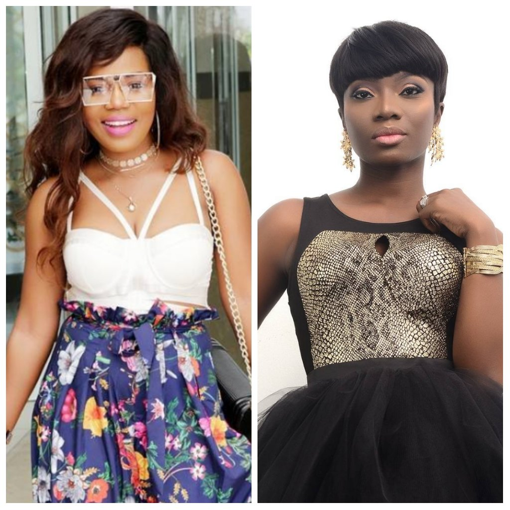 Stacy Is A 'Hypocrite' And A 'Beautiful Liar' - Mzbel Hits Back At Stacy Amoateng