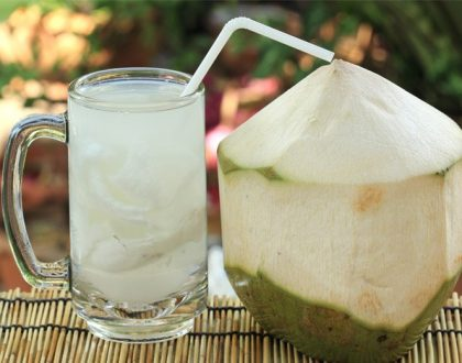 Get Rid Of Those Energy Drinks: 5 Health Benefits Of Drinking Coconut Water