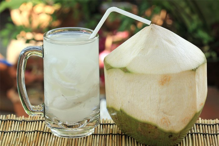 5 Health Benefits Of Drinking Coconut Water