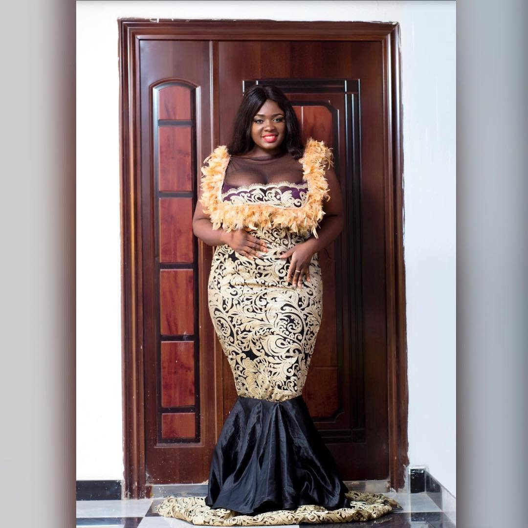 (Photos) Tracey Boakye Throws Housewarming Party