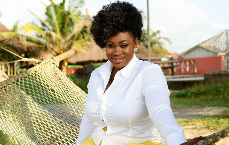 Gospel Musicians Should Stay Away From Alcohol - Philipa Baafi Urges