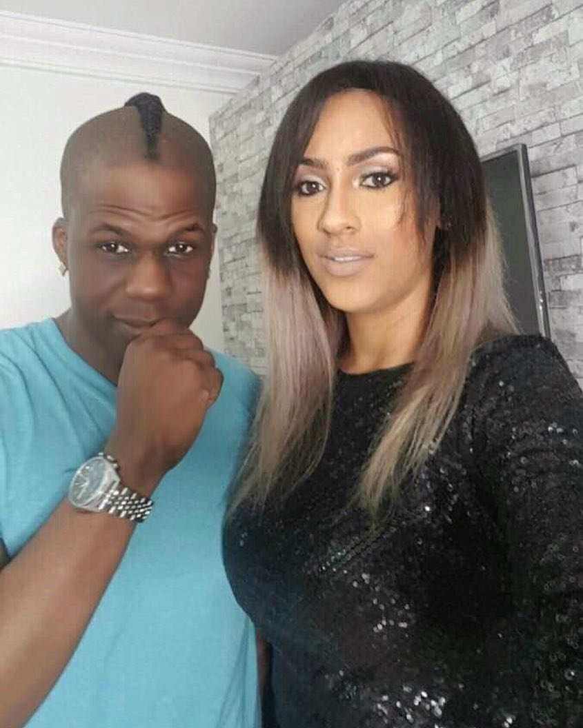 Juliet Ibrahim And Iceberg Divulge The Genesis Of Their Love